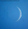 Daytime Eclipse of Venus - 18th June 2007 - John Gifford